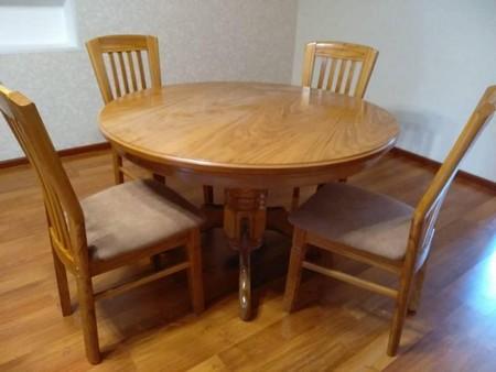 Ремонт деревянных стульев и столов