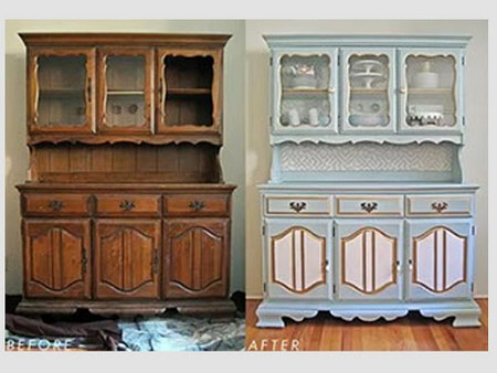 Ремонт старинной мебели