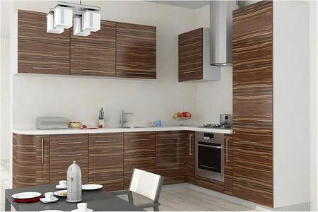 Реставрация фасадов кухни