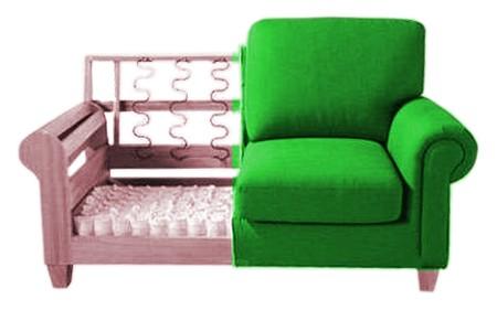 Реставрация и перетяжка мебели в Москве