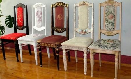 Реставрация стульев в Москве и МО