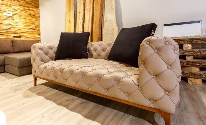 Как осуществляется обивка дивана