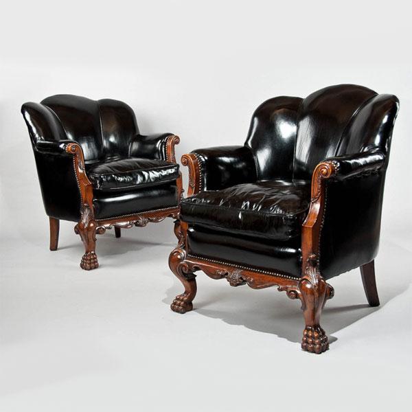 Перетяжка стариной мебели