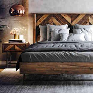 Реставрация спального гарнитура