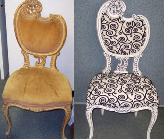 Восстановление старинной мебели